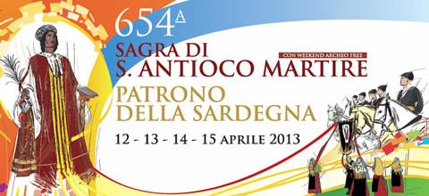 654a Sagra di Sant'Antioco Matire