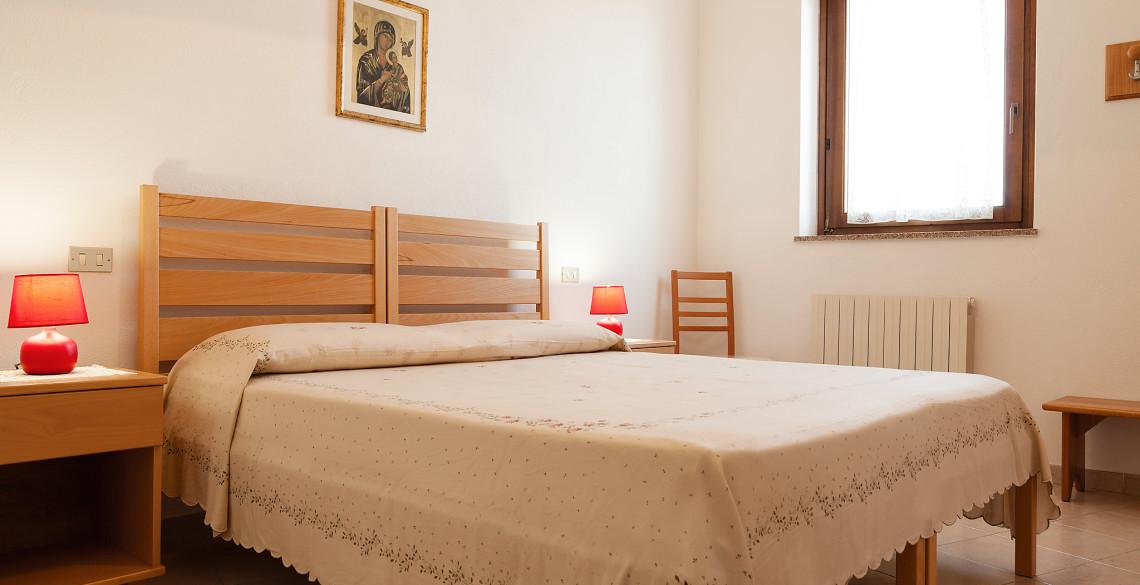 Camera matrimoniale o doppia al primo piano