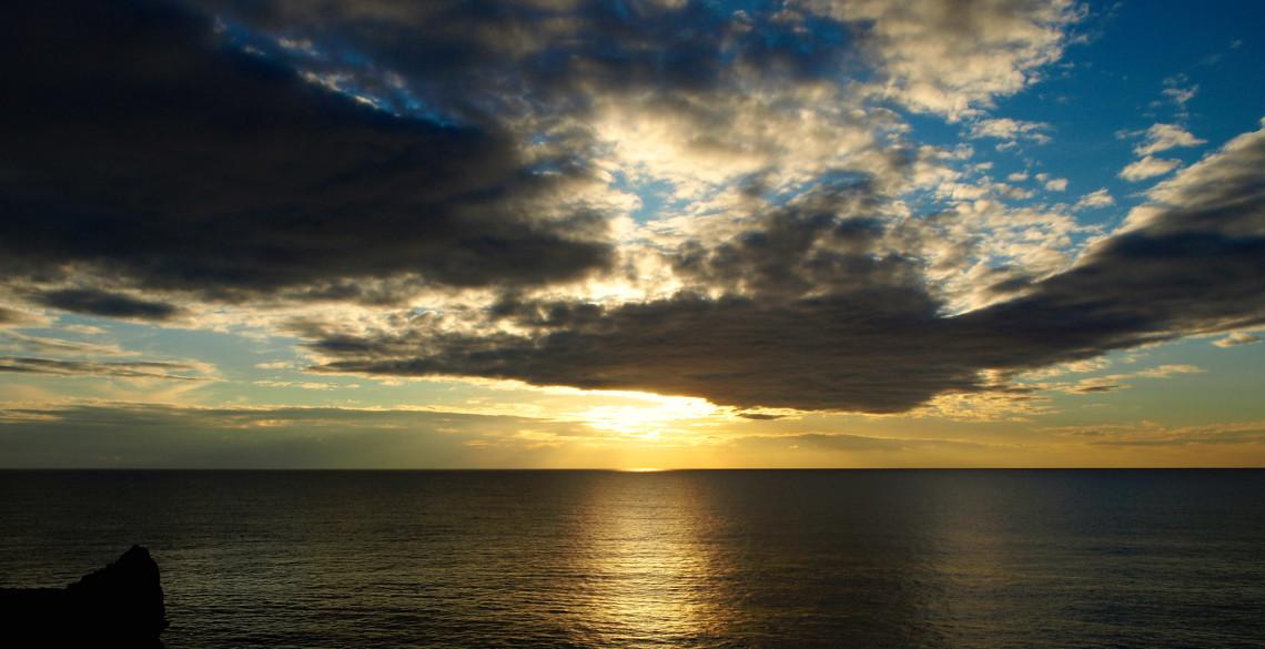 tramonto calasetta, b&b il Panorama